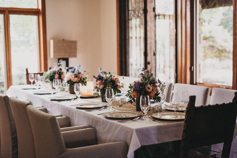 VRBO Wedding Reception