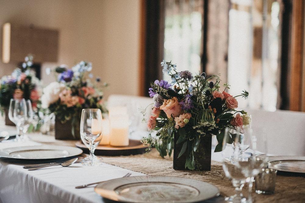 Wedding Reception at VRBO Rental