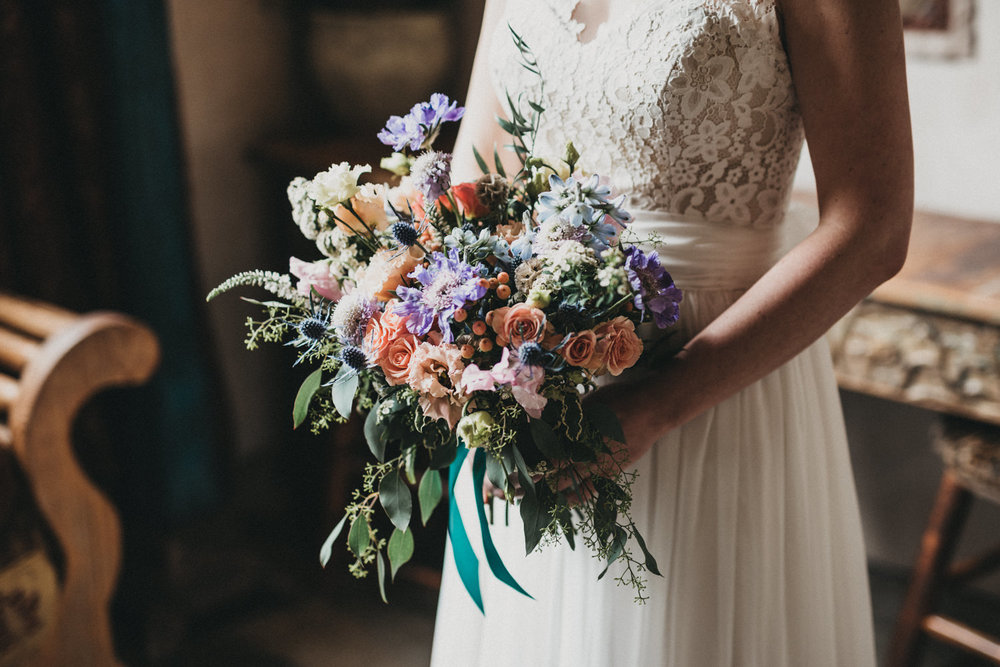 Austin Bride's Bouquet