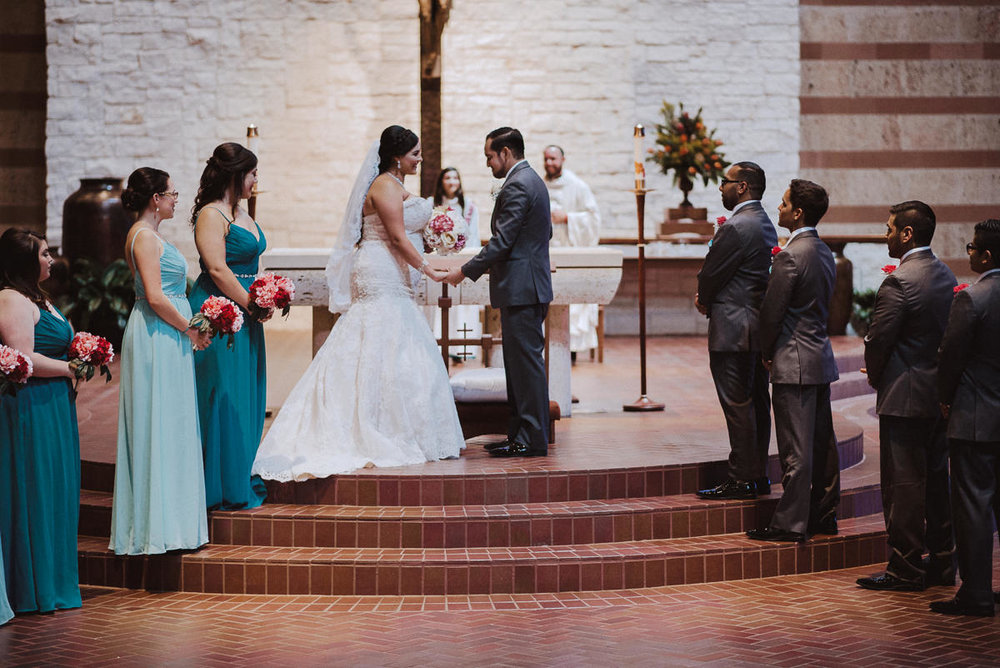 St Helen Catholic Church Wedding