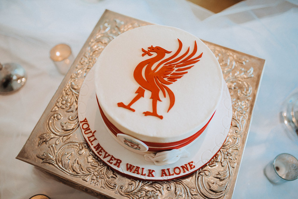 Liverpool Groom's Cake