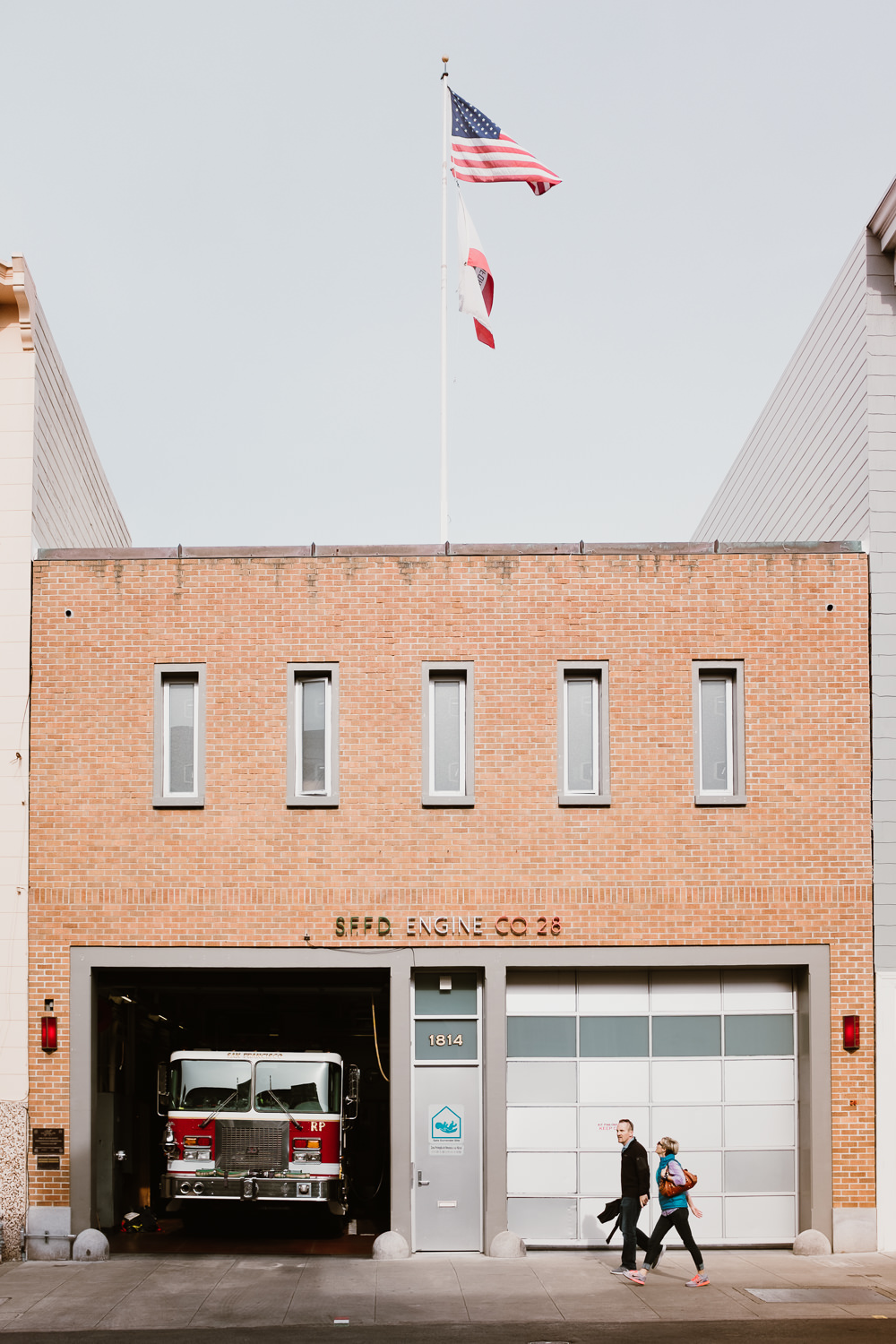 San Francisco Engine Co 28