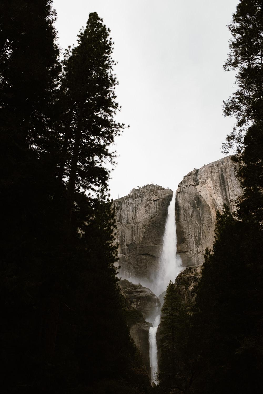Yosemite Falls Trail