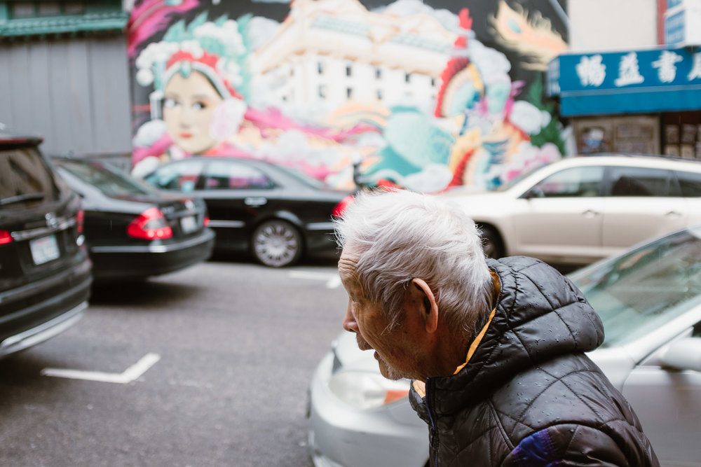 chinatown street photography x100f