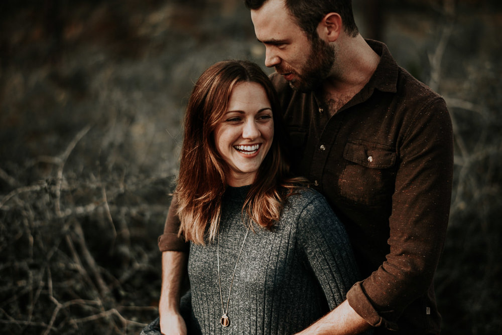 Bastrop State Park Engagement Photos