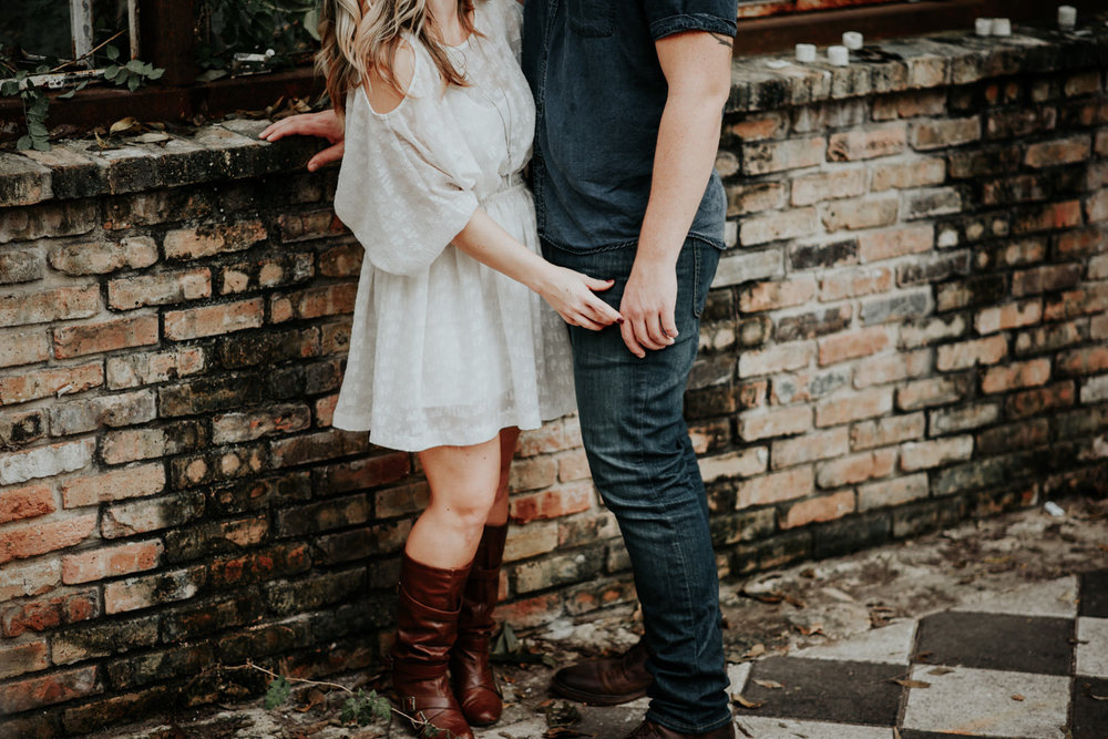 engagement session in austin