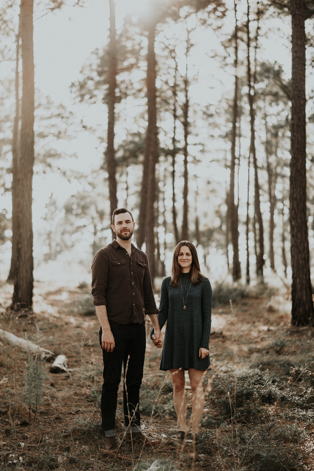 Lost Pines Engagement Session at Bastrop State Park