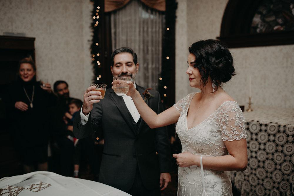 wedding day toast