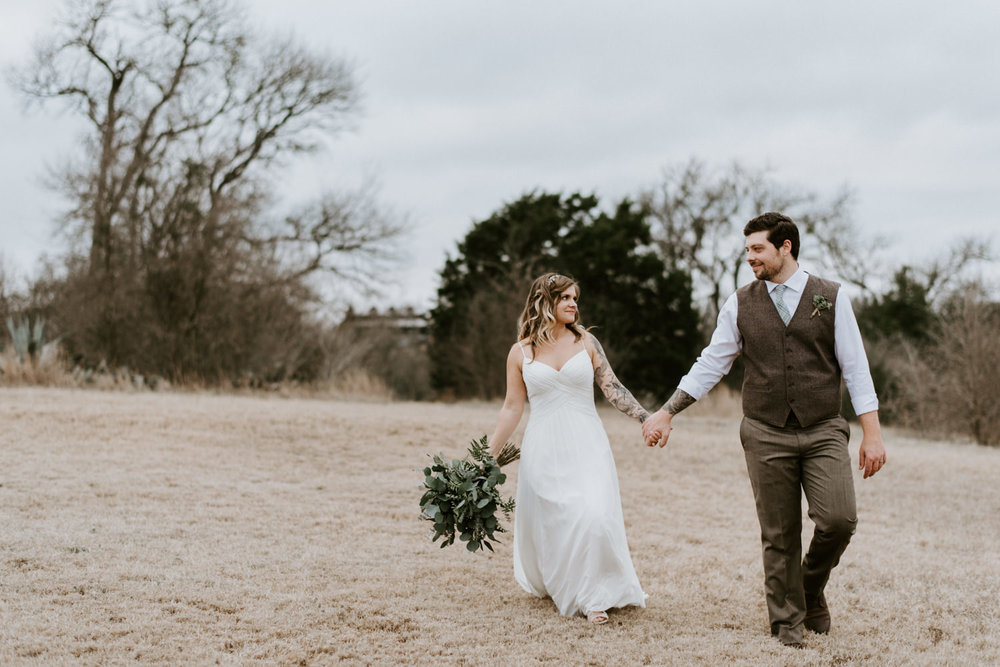 Austin Texas wedding portraits