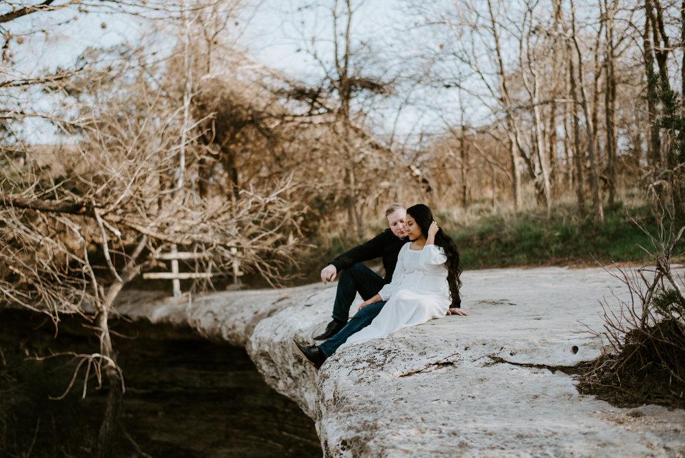 Mckinney falls state park photoshoot