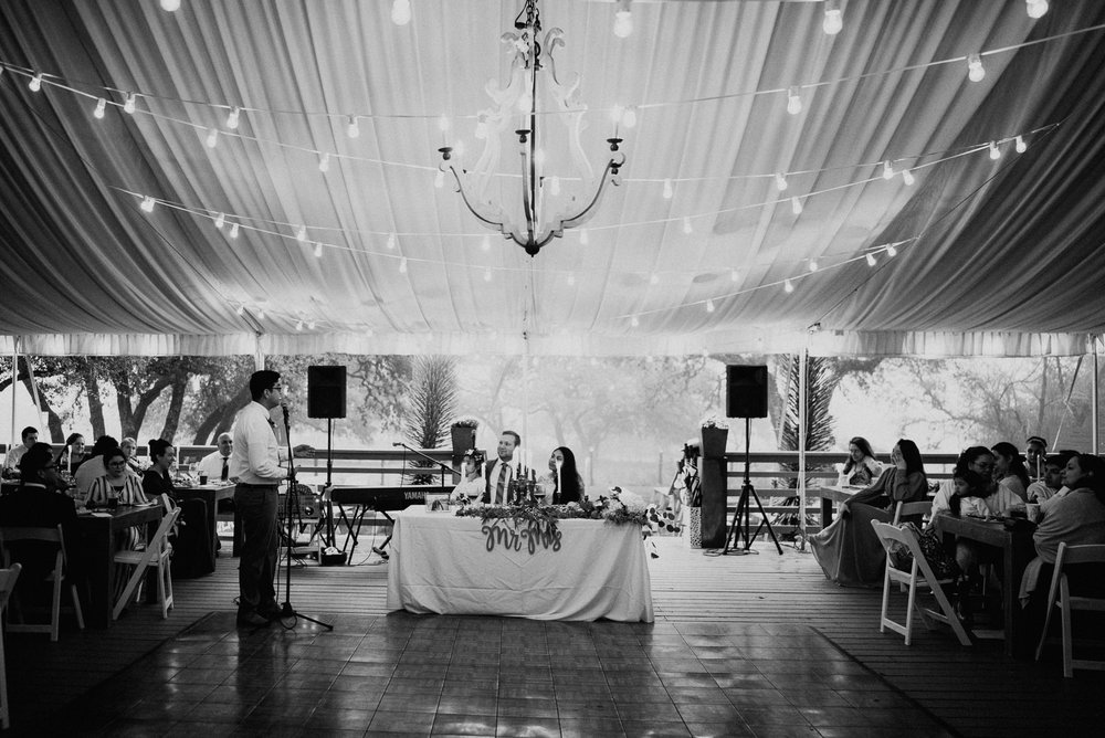 stonehouse villa wedding reception