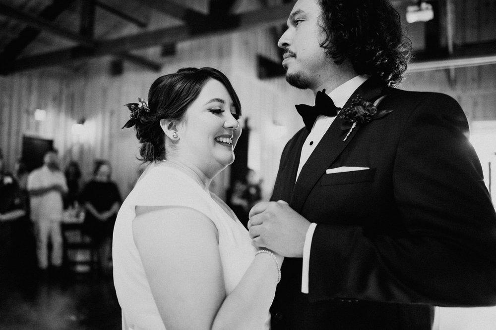 wedding first dance in houston texas