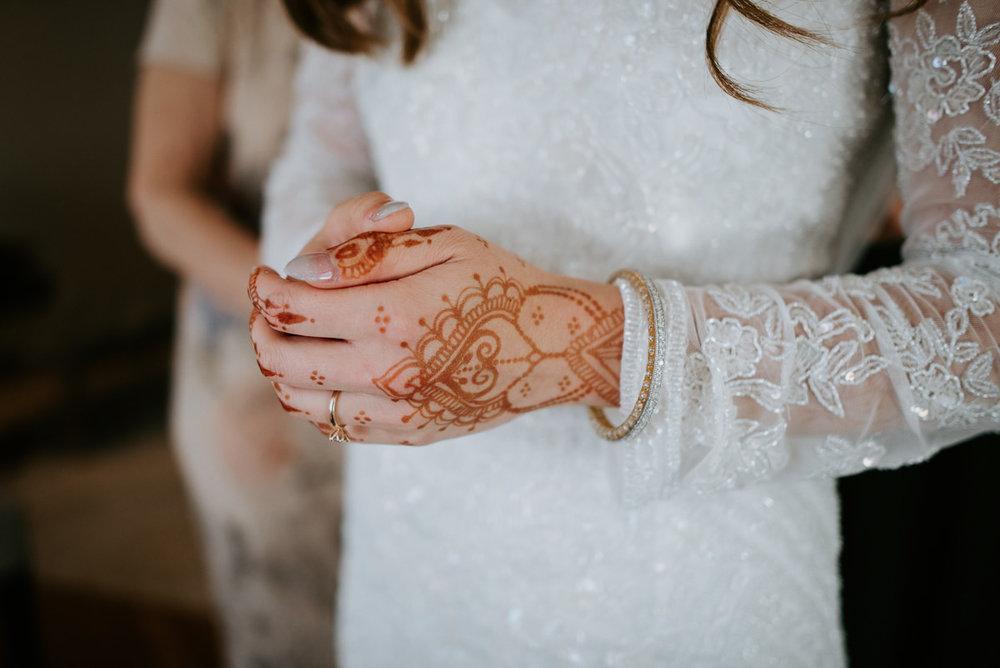 wedding henna at texas wedding