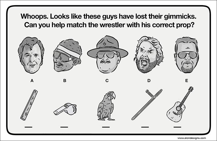 Alon Avissar The Old School Wrestling Activity Book 6.jpg