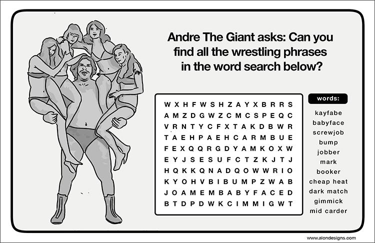 Alon Avissar The Old School Wrestling Activity Book 3.jpg