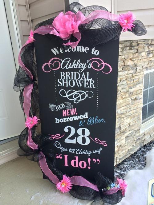 calgary chalk artist wedding shower chalkboardjpg