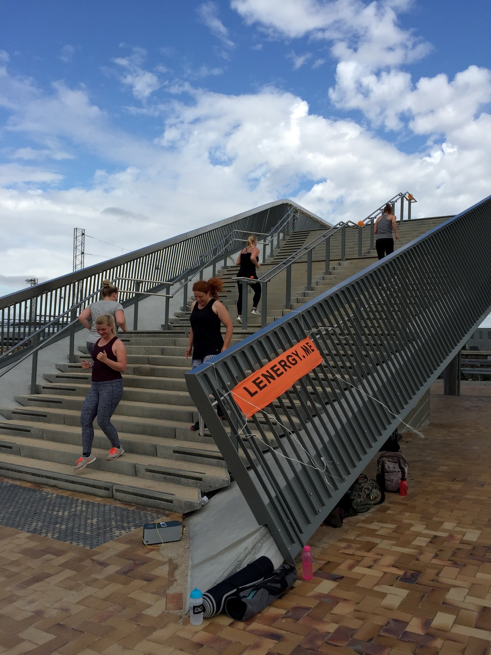 Træningpåbyens broer!