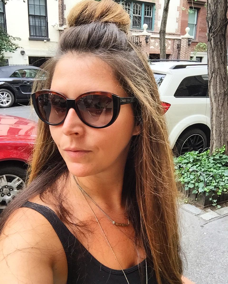 Lauren Unger, Hint of Greens