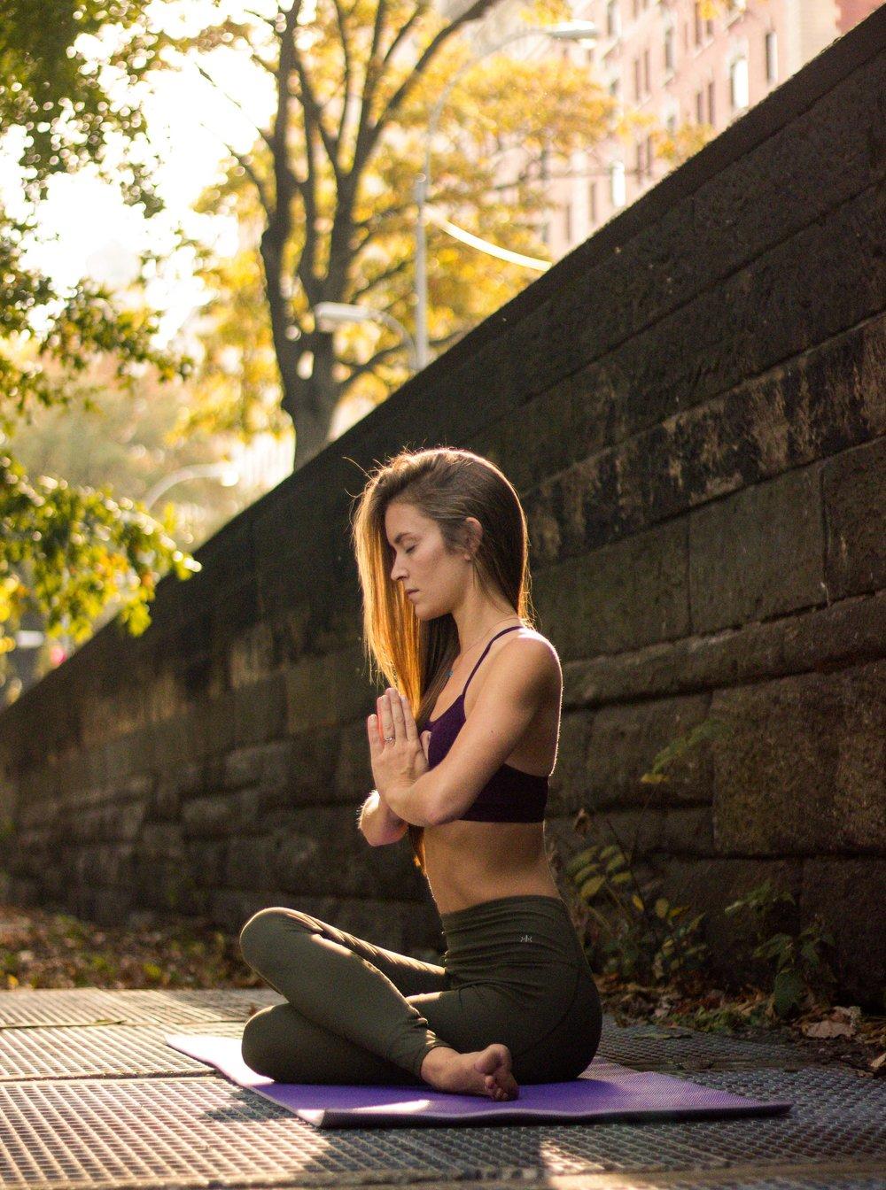 Danielle Radulski Yoga