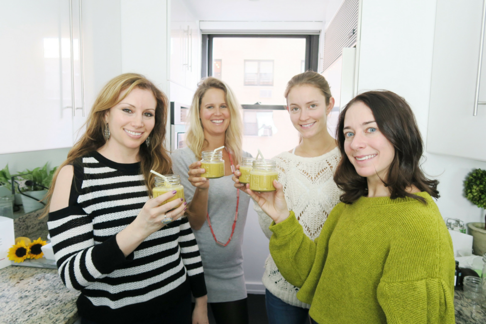 NEW! HOST A GROUP CLEANSE FOR 4 OR MORE FRIENDS - Accountability, support and fun combined with a program that delivers lasting results. Cleansing with a group is an amazing way to achieve those #squadgoals!