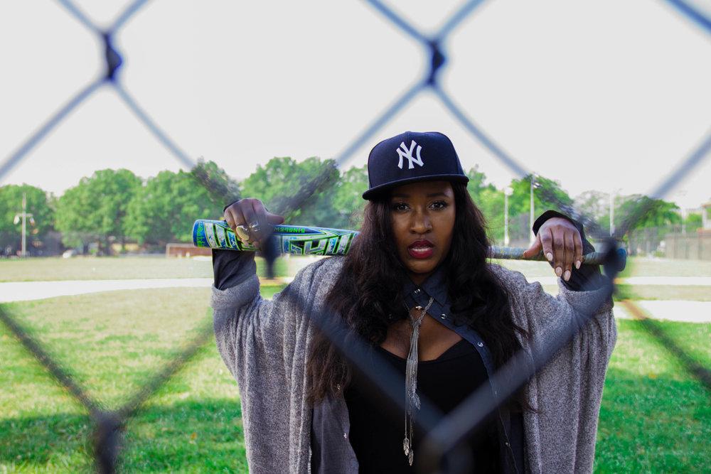 Nyasha Cooper - Her Sports Too