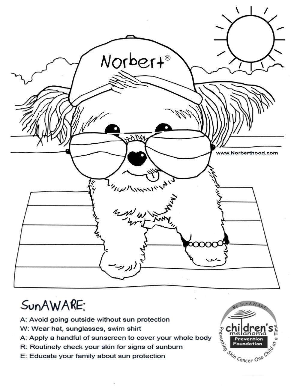 Final Norbert Coloring Page_SunAWARE.jpg