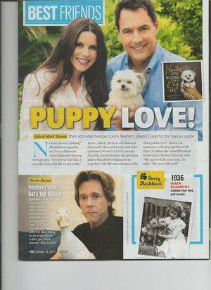 Closer Magazine, October 2017