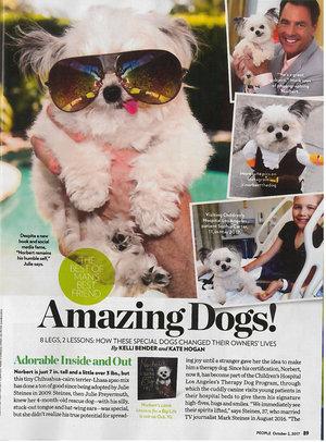 People Magazine, Sept 2017