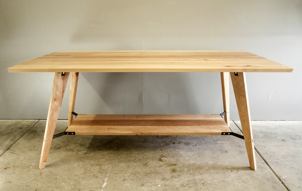 Owen Jones Table Ryan Donohoe - Standing height conference table