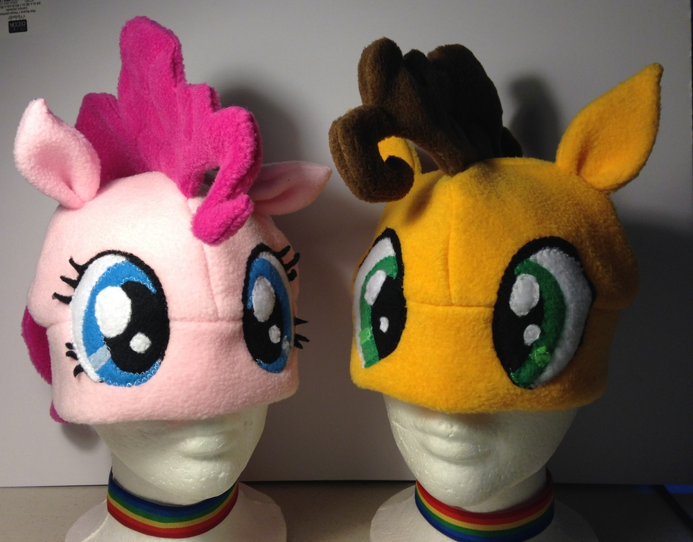 Pinkie and Cheese