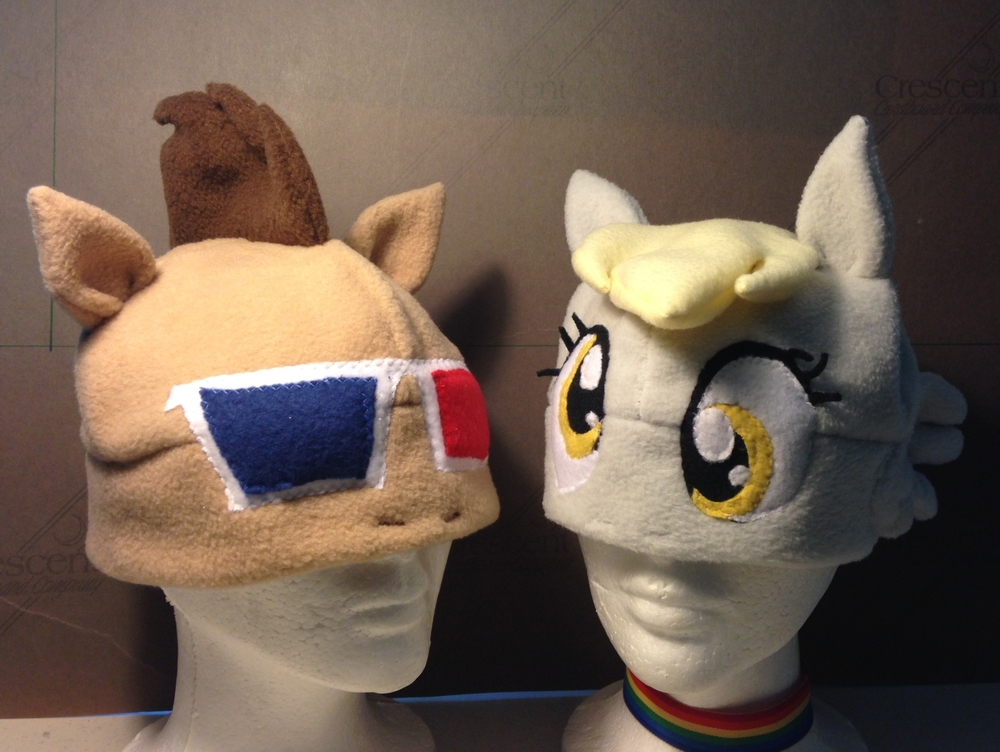 Doctor and Derpy