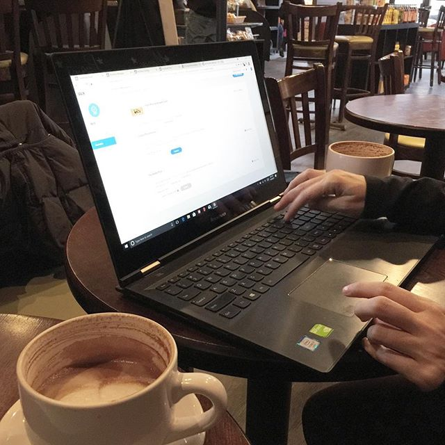 "Early morning coffee ☕️ with my client helping her get the key pieces in place for the sales funnel she's readying up for January 2018 🎉 . Last time we met, we mapped it all out and today we put in the retargeting code on her website so she can market to her warm audience in early Spring 🌸 . Next up, we'll create an editorial calendar with clever blog content and social media posts crafted for those ""specific"" people out there who are a perfect fit 🎯for her offerings. . If you're not getting the results you deserve for your business and you're tired of just keeping up appearances on social media 😒, then you need to come up with a clever sales funnel (or 2) for your business in 2018. I can help 😇 . Sign up 👆🏼 for a free 30 min consultation with the link in the profile.  #salesfunnelfreedom #yougotthis"