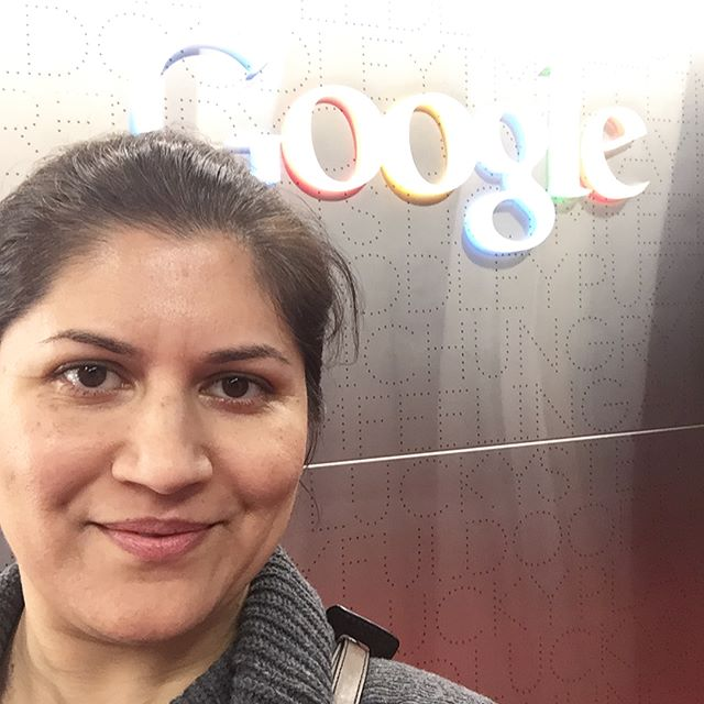 Amazing women's startup event at @Google NYC before the nor'easter to watch a diverse group of women-led startups pitch for 50K in funding organized by @WomenWhoTech  So many innovative businesses presented by smart and talented CEOs. No storm was going to keep away me from this!  Did you know that only 1.6% of VC funding went to women in 2017? And less than 0.2% of all venture capital went to women of color? Wtf #TimesUp  Ultimately, the 50K prize went to a 14 year old who created Timeless, a mobile app powered by Artificial Intelligence that empowers Alzheimer's or Dementia patients to live a bit better in their daily life! She intends to eventually turn it into a platform for that community. #womeninspiringwomen  The Audience Choice Award went to Astral AR . They make drones to specifically stop bullets 💪🏼⭐️! Swipe 👆🏼for more pics and eye-opening stats from the event