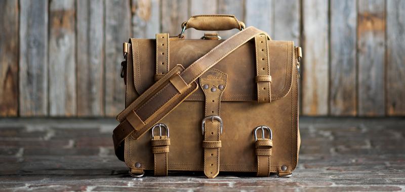 Saddleback Leather Bag