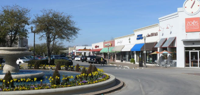 Snider Plaza