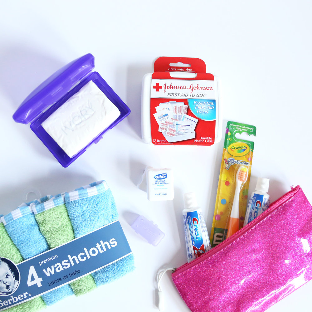 Toiletries & Hygiene Items