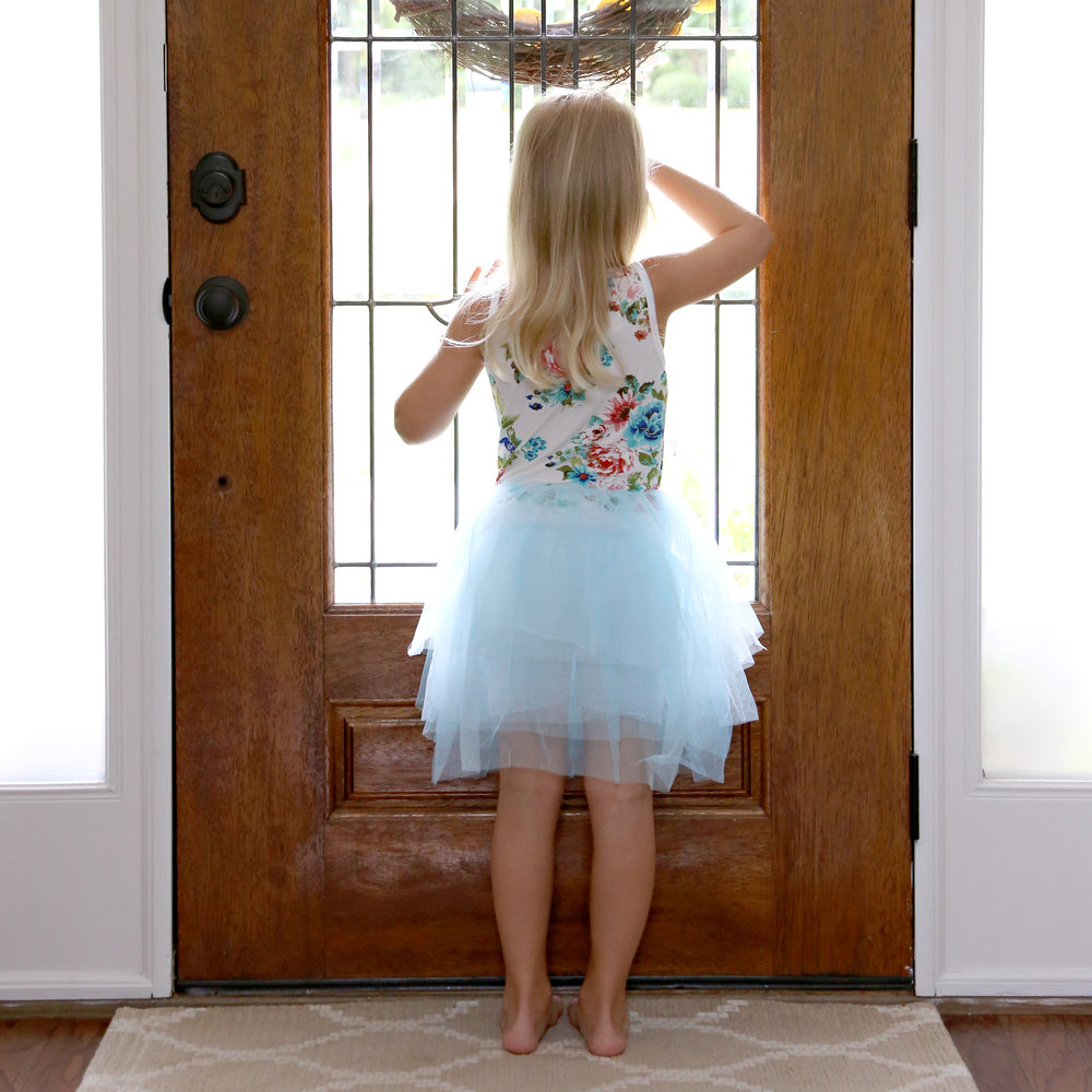 Five Things I Want my Daughters to Know // by Leslie Ann Jones