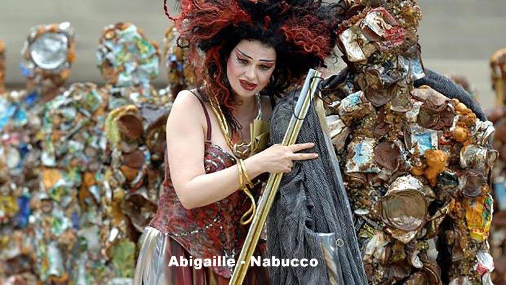 Abigaille in Nabucco - Antikenfestspiele Trier