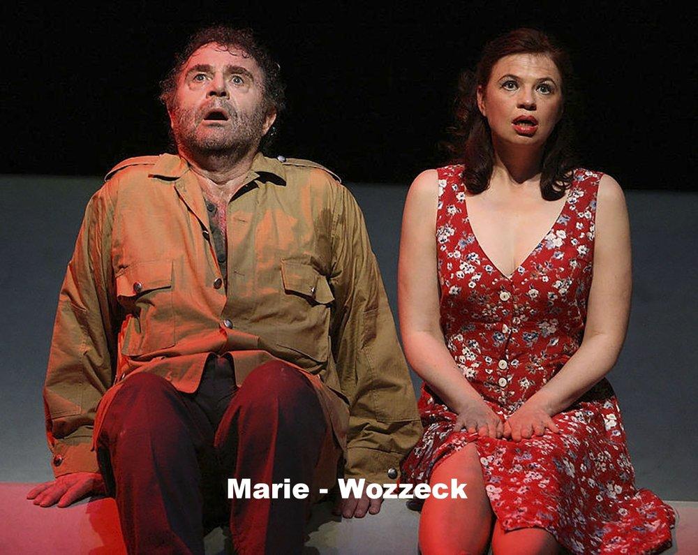 Marie in Wozzeck