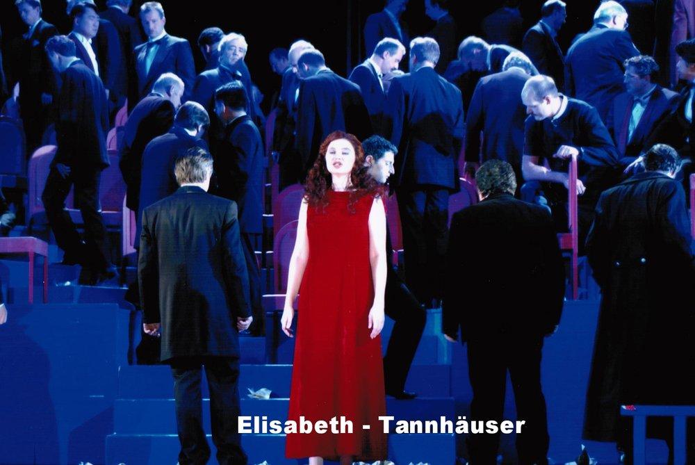 Elisabeth in Tannhäuser