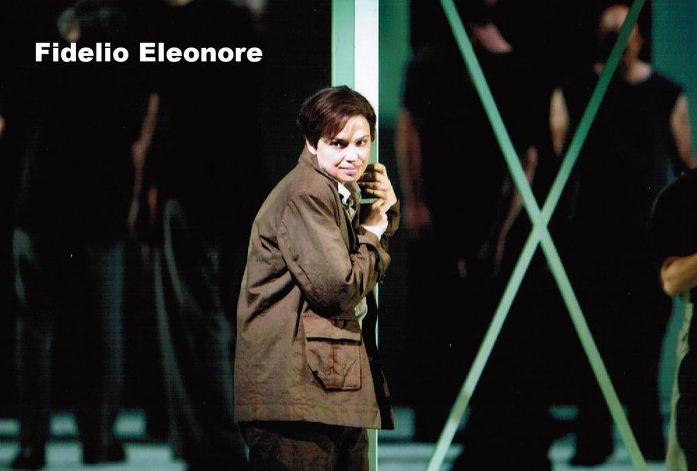 Leonore in Fidelio