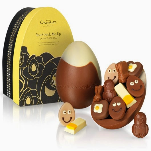 Happy Easter From Hotel Chocolat