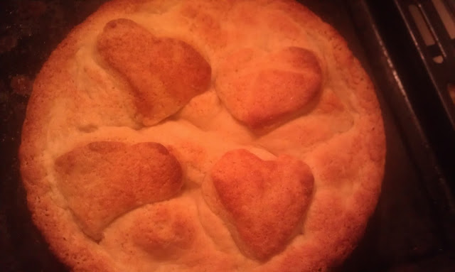 Accidental Valentines Apple Pie ~ Eco Thrifty Living