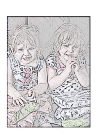 Thank You Cards for Preschoolers and Toddlers - Here Come the Girls