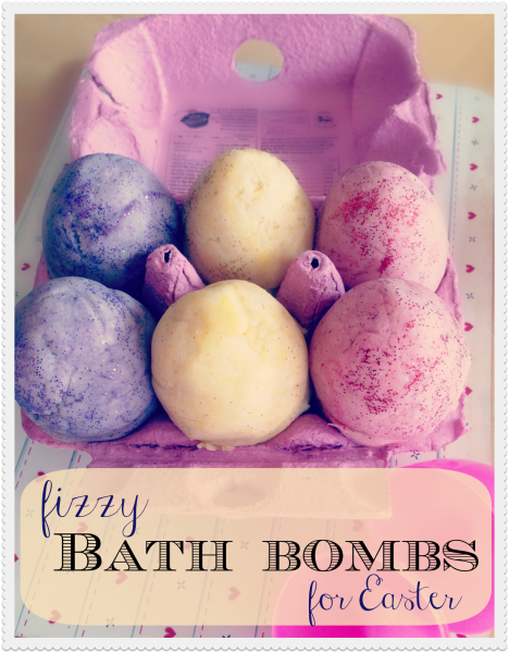 How to Make Bath Bombs - Here Come the Girls