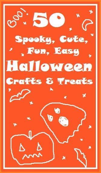 50 Halloween Crafts & Ideas » Red Ted Art's Blog