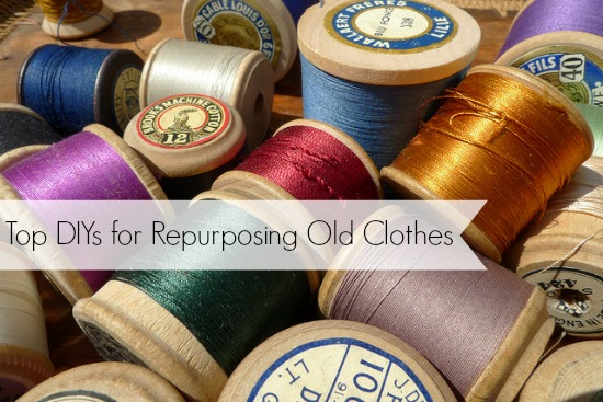 Top DIYs for Repurposing Old Clothes