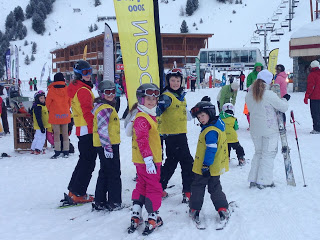 Family skiing: advice for novices!