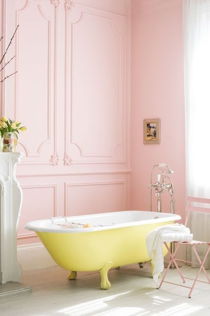 Colourful Bathroom Inspiration