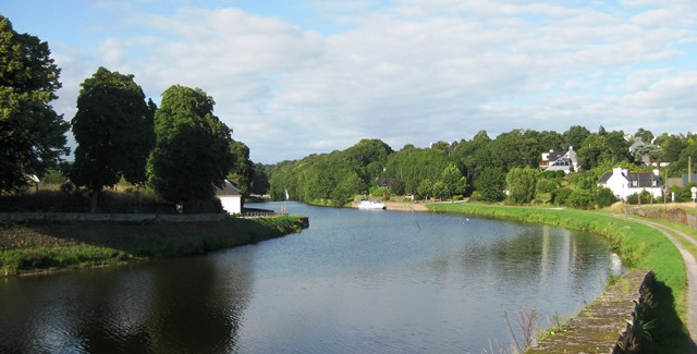 An Amble along the Aulne River in Brittany